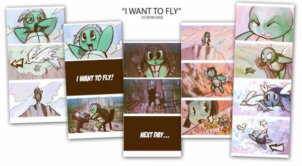 Iwanttofly