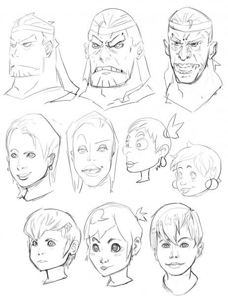 Cartoonfaces