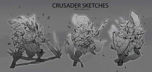 CrusaderSketches