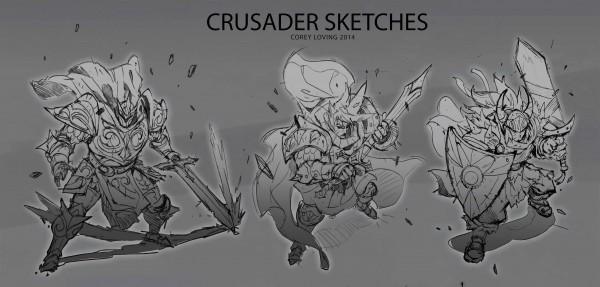 CrusaderSketches