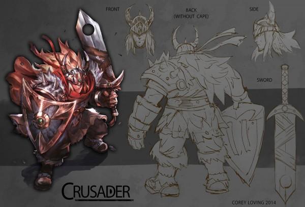Crusder