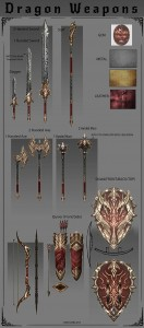 DragonWeapons