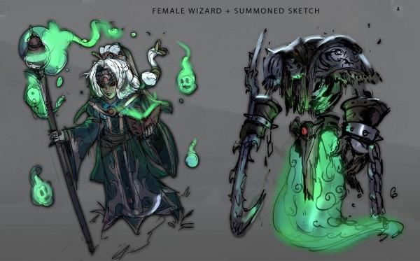 FemaleWizard