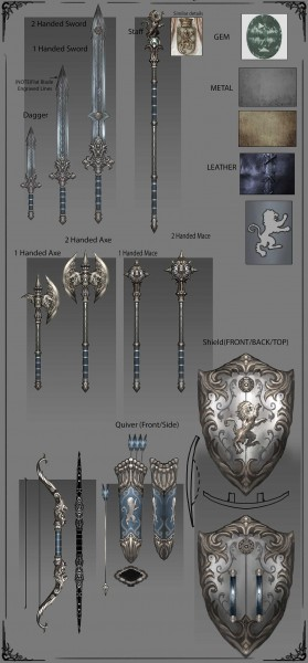 Daggerfall_Weapons_Concept_01