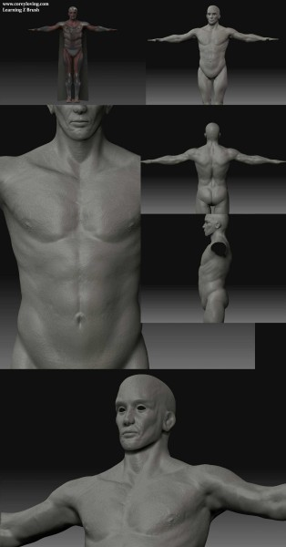 LearningZbrush