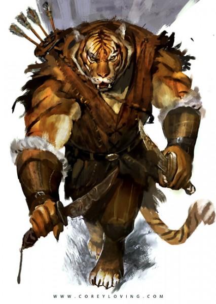 TigerAndTwoDaggers
