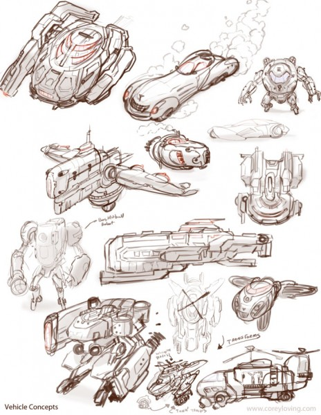 sketch2Vehicles